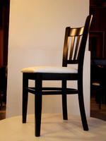 дървени столове с висока издръжливостлоби бар