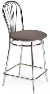 Бар стол VENUS 78 chrome
