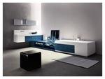мебели за баня с висококачествени двукомпонентни лакове първокласни