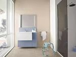 мебели за баня с висококачествени двукомпонентни лакове солидни