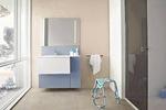 първокласни мебели за баня с висококачествени двукомпонентни лакове