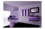 модернистични  цветни мебели за баня