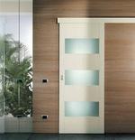 интериорни плъзгащи врати модернистични