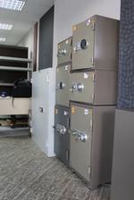 работни железни сейфове с уникален дизайн