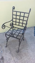 стол от ковано желязо