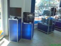 Обзавеждане на компютърни магазини