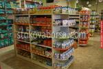 изработване на стелаж за детски храни по поръчка