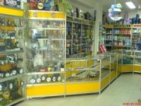Вътрешни витрини за магазини