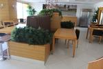 Изработка на хотелско обзавеждане за лоби бар