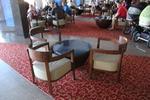 Обзавеждане по поръчка за лоби бар на хотел