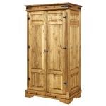 Шкафове, изработени от масивно дърво по проект