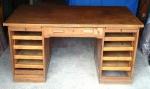 бюро от масивна дървесина