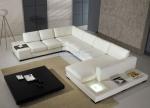 дизайнерски диван с вградено барче