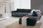 luxurious design corner sofa