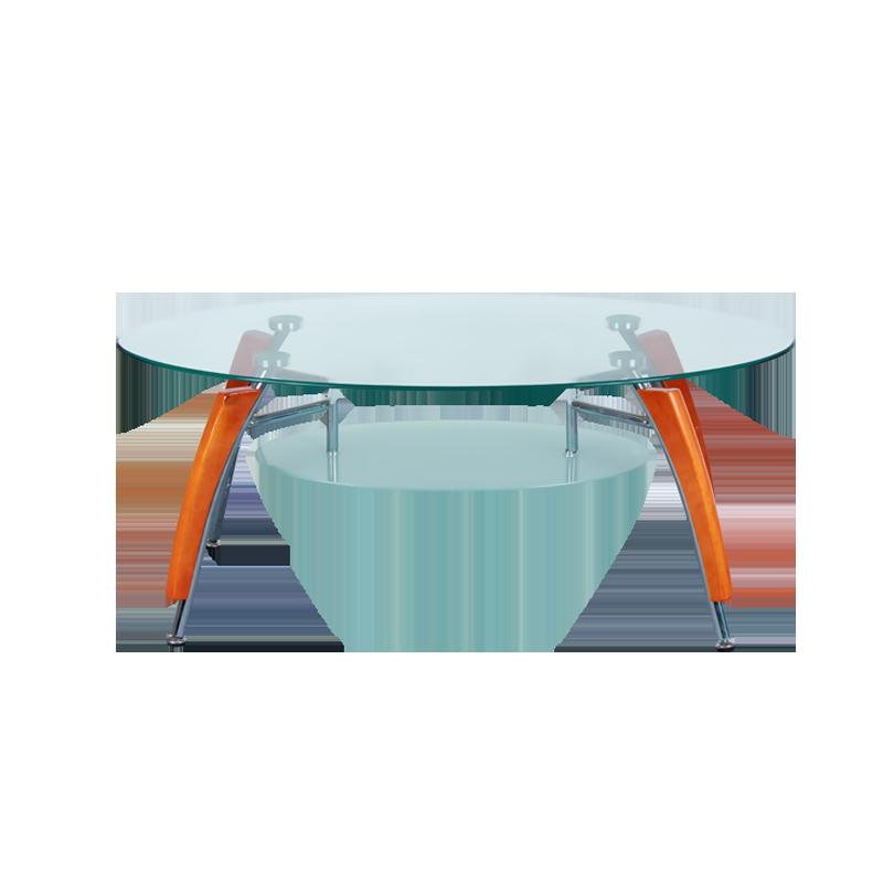 Стъклени маси за кафе - Стъклена маса за кафе LEA
