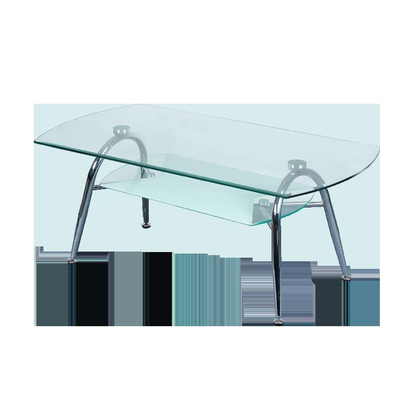 Стъклени маси за кафе - Стъклена маса за кафе LORA