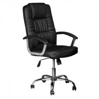 Офис стол Carmen 6081 - черен