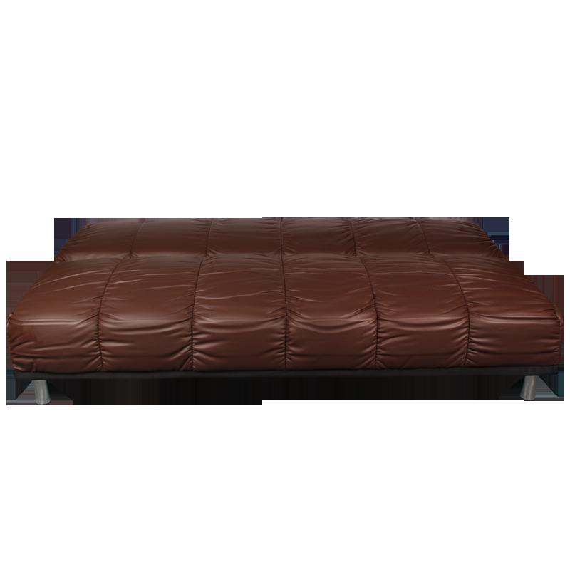 Холни ъгли и гарнитури - Разтегателен диван Carmen 4011 - кафе