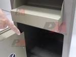 Метален депозитен сейф за обменно бюро