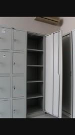 Метални гардероби за съблекални, за училища