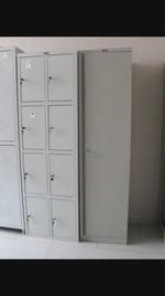 Метални гардероби за съблекални, с доставка