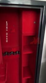 Сейф за оръжие, с ляво или дясно отваряне на вратата