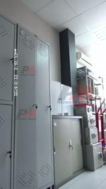 Метални шкафове за стадиони, със сертификат за качество