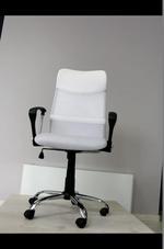 много модели на бял директорски стол