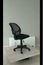 черни евтини офис столове  по поръчка с луксозна визия