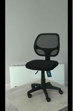 черни евтини офис столове  за фирми