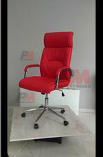 Каталог на червени офис столове