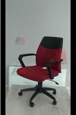 червени офис столове с бизнеса  качество