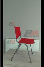 червени офис столове за всяко пространство